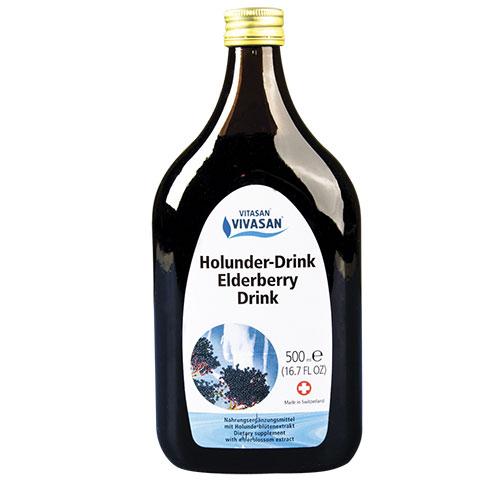 Напиток Бузина чёрная