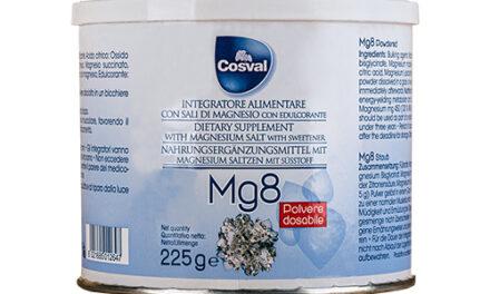 Mg 8 порошок дозируемый 225 г в банке