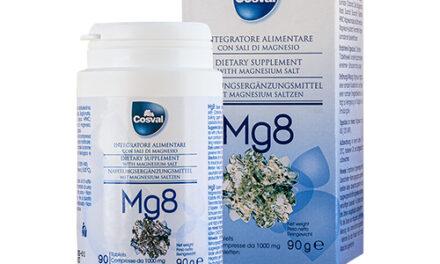 Mg8 соли магния 90 таблеток