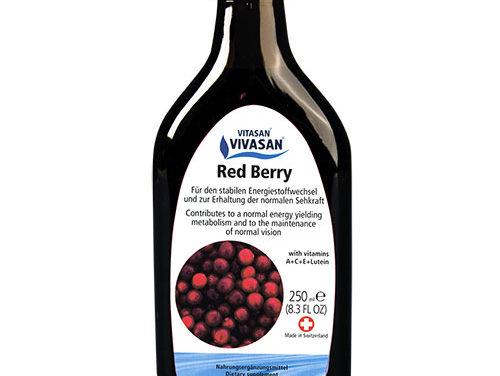Сироп Красная ягода