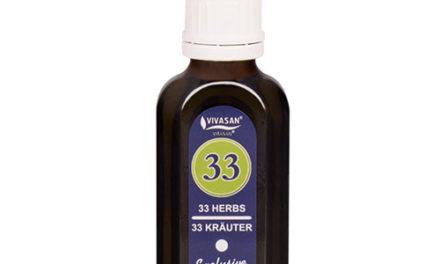 Масло 33 травы