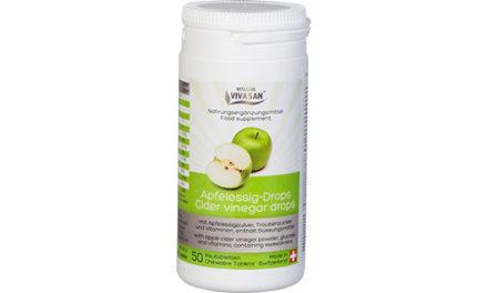 Яблочный уксус в таблетках