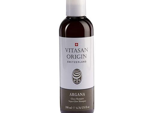 Шампунь для блеска волос «Аргана»