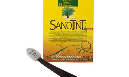 Краска для волос Sanotint Light
