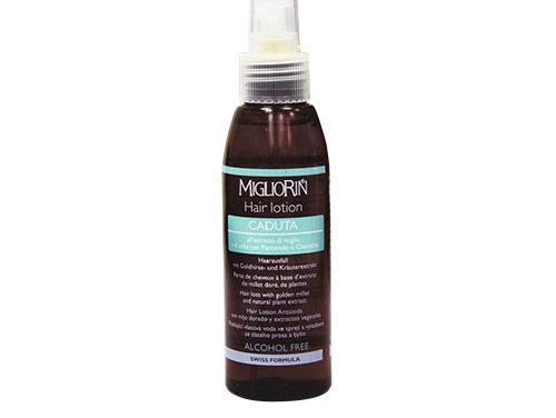 Лосьон против выпадения волос (без спирта)