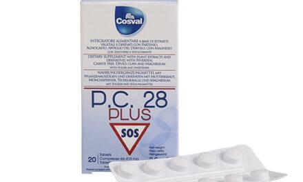 P.C. 28 плюс таблетки