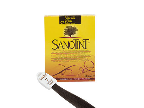 Краска для волос SanoTint Classic