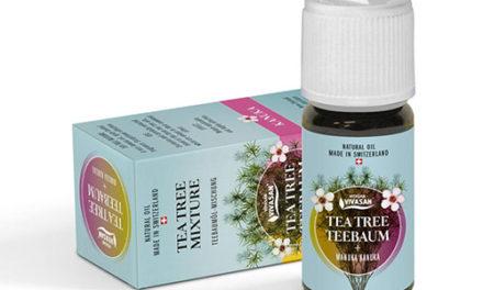 Масло «Чайное дерево с манукой и канукой»