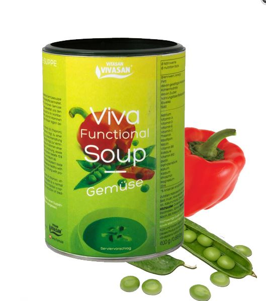 Вива Функциональный суп «Овощной»