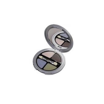 Компактные тени для век марки «Locherber»
