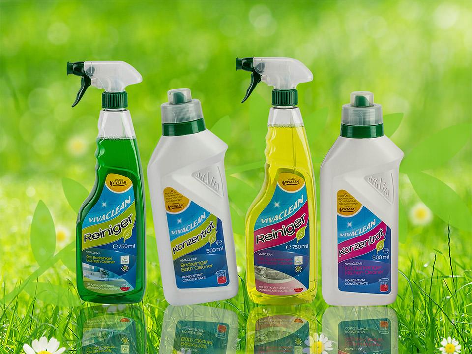 Средства для чистоты в вашем доме