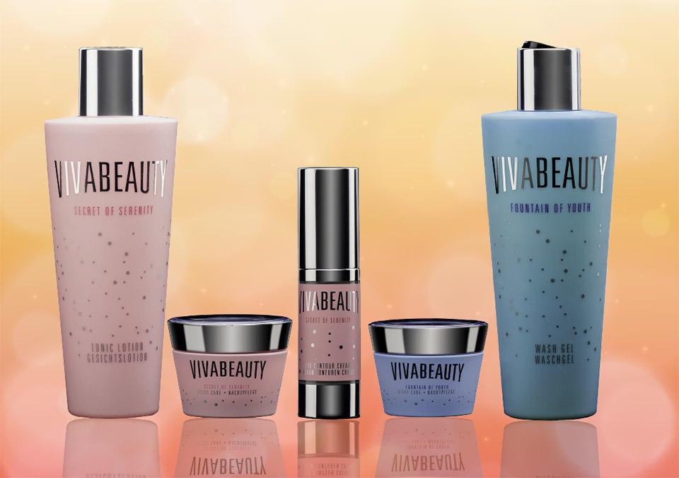 Уход для молодой кожи Vivabeauty