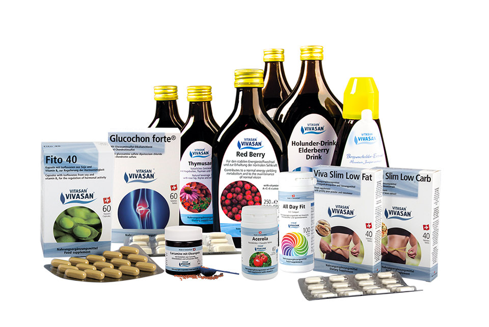 Минерально-витаминные комплексы