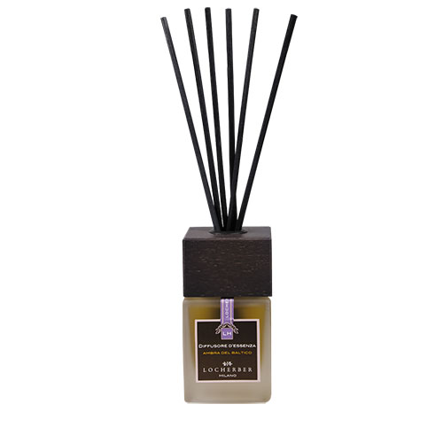 Ароматизатор воздуха с бамбуковыми палочками Балтийский янтарь 100 мл