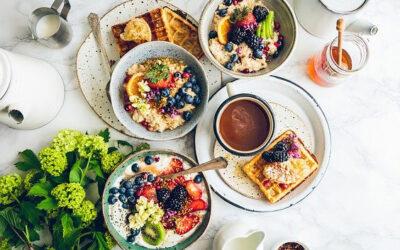 Ешьте больше калорий утром, чем вечером
