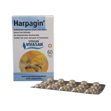 Харпагин в таблетках