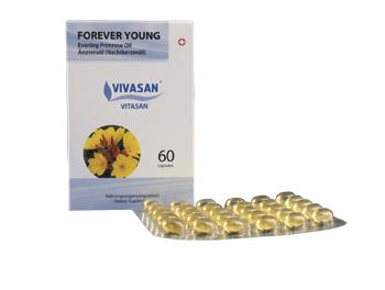 Молодость навсегда (масло энотеры с витамином С в капсулах)