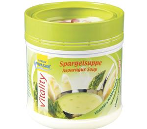 VITALITY Спаржевый суп