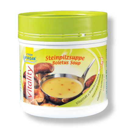 VITALITY Грибной суп